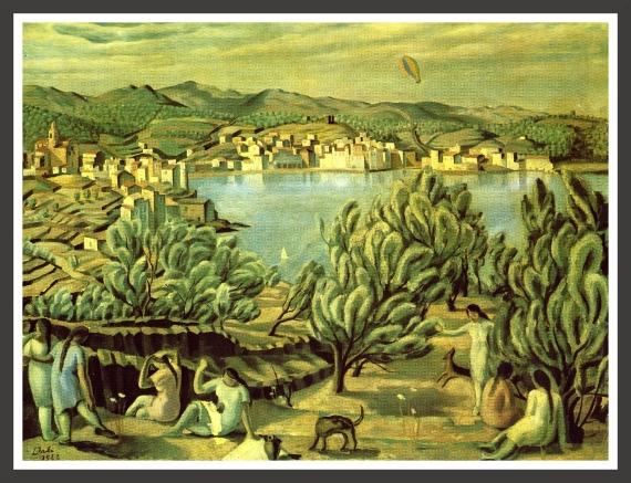 Oil on canvas, 125 x 95 cm The Salvador Dali Museum, St Petersburg (Florida)