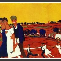 0067-Festival of Santa Lucia at Villamalla (1921)