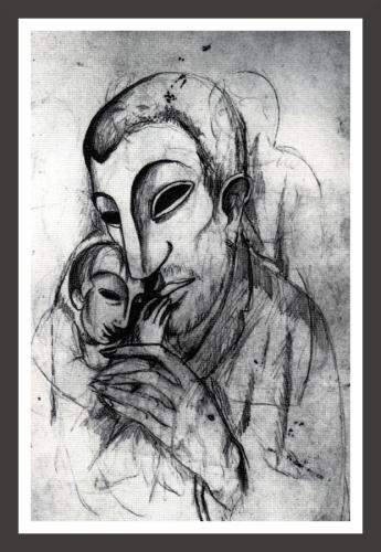 Lead pencil on paper, 16 x 24 cm The Salvador Dali Museum, St Petersburg (Florida)