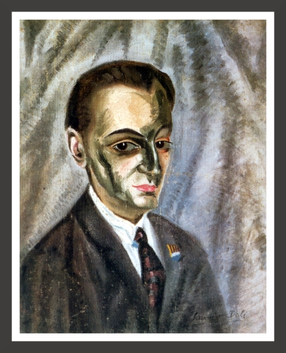 Oil on canvas, 39,5 x 49,5 cm Museo de Arte Moderno, Barcelona