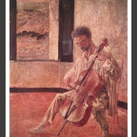 0055-Portrait of the violoncellist Ricardo Pichot (1920)