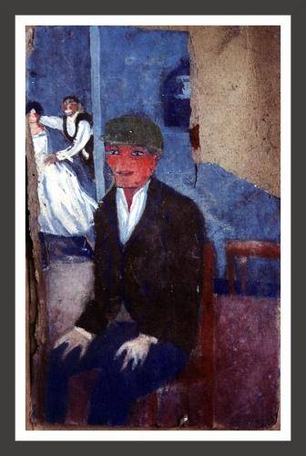Gouache on cardboard, 27,5 x 43,3 cm Fundacion Gala-Salvador Dali, Figueras