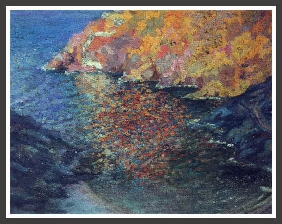 Oil on canvas, 49,5 x 39,5 cm Museo de Arte Moderno, Barcelona