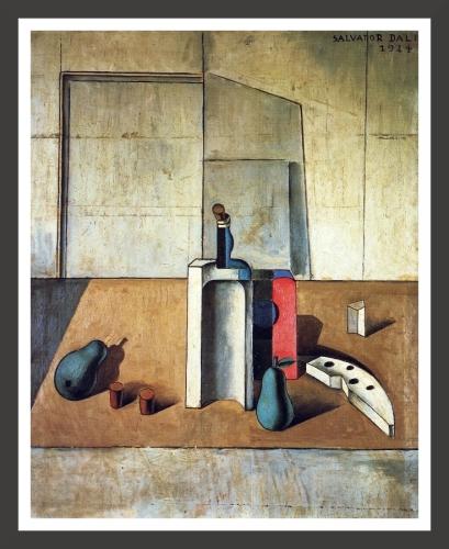 Oil on canvas, 99 x 125 cm Fundacion Federico Garcia Lorca, Madrid