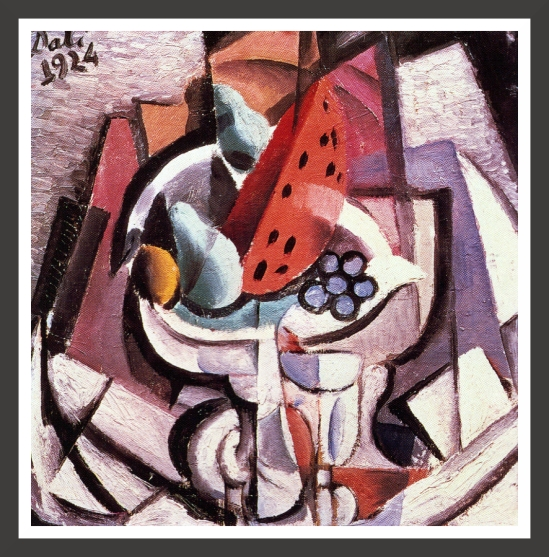 0152-Still life with watermelon (1924)