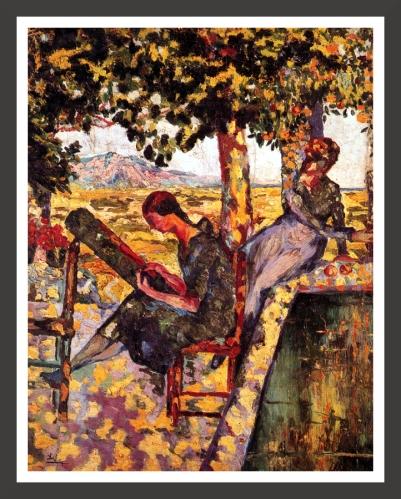 Oil on canvas, 41 x 53 cm André-François Petit collection, Paris