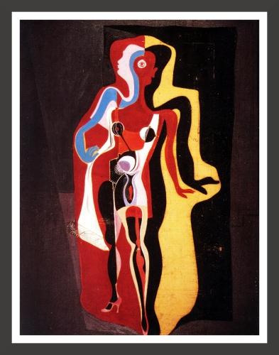 Oil on canvas, 198 x 248 cm Fundacion Gala-Salvador Dali, Figueras