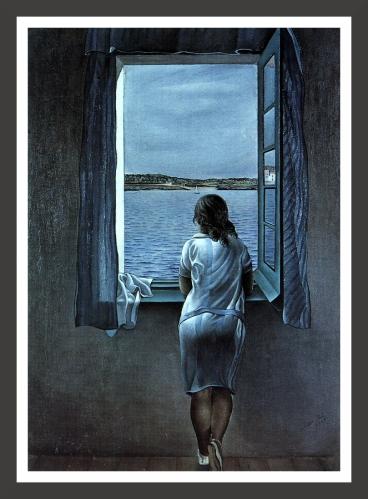 Oil on canvas, 75 x 103 cm Museo nacional Reina Sofia, Madrid