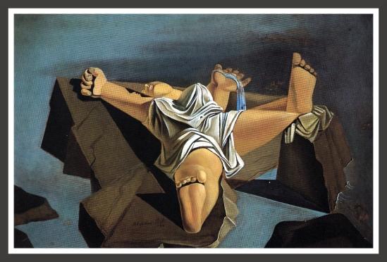 0184-Figure on the rocks (1926)