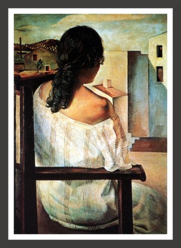 Oil on canvas, 73,5 x 103 cm Museo nacional Reina Sofia, Madrid