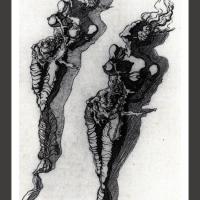0272-Gradiva - Study for The invisible man (1930)