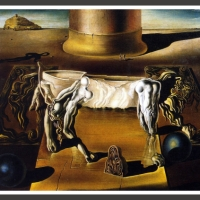 0280-Paranoiac woman-horse (1930)
