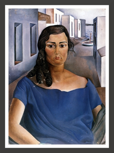 Oil on canvas, 65 x 92 cm Fundacion Gala-Salvador Dali, Figueras