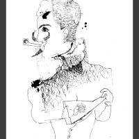 0193-Portrait of Federico Garcia Lorca (1926)