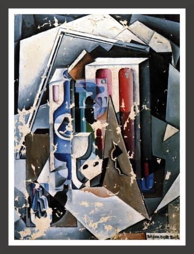 Oil on canvas, 62 x 83 cm Fundacion Gala-Salvador Dali, Figueras