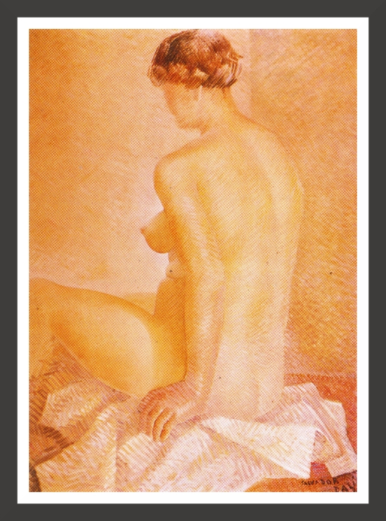 0174-Study of nude (1925)